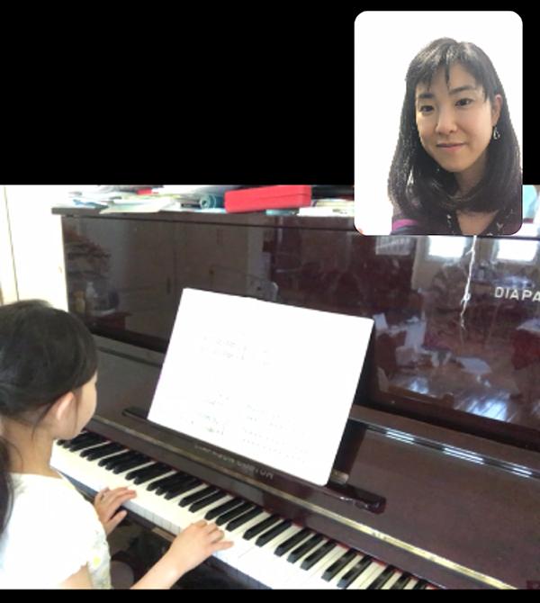 ピアノコース・オンラインレッスン