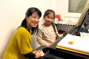 ピアノ:● 専門コース(定期レッスン)